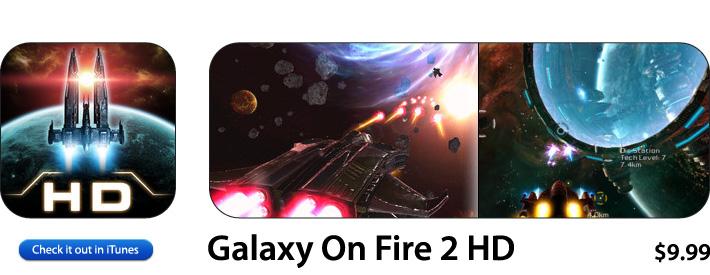 Galaxy On Fire 2 HD For iOS