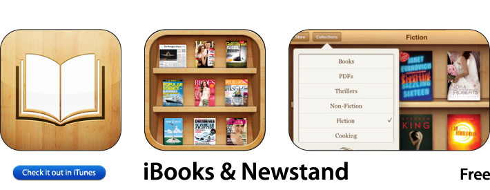 iBooks App for iOS