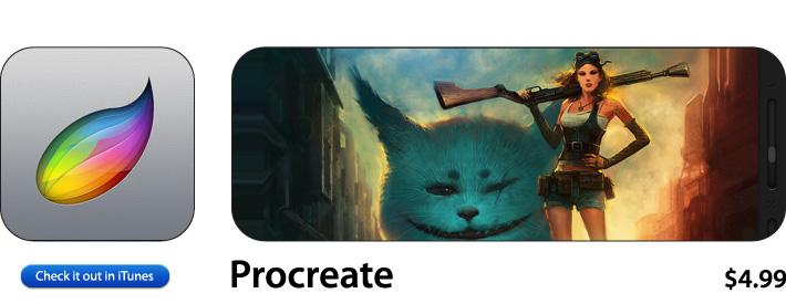 Procreate App For iOS