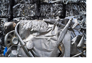 Aluminum for recycling